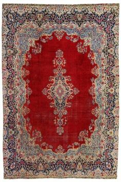 9' 1 x 13' 8 Kerman Rug on Daily Rug Deals