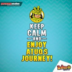 Keep calm and enjoy Atuq´s journey. #inkamadness #games #apps #juegos #ios