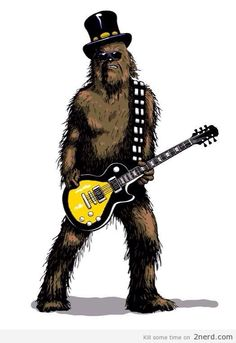 Chewbacca Start your free trial now. chewbacca