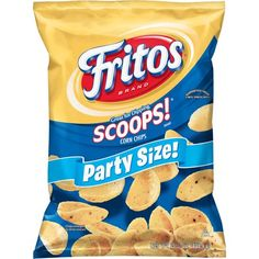 Original Corn, Fritos Corn Chips, Potato Chips, Corn Snacks, Frito Lay, Chips Brands, Doritos, Chip Cookies, Snack Recipes