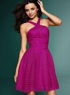 Victoria's Secret The Crisscross Dress    $68.00
