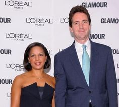 Mixed Couples – Susan Rice and Ian Cameron