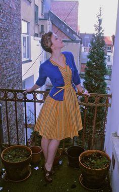 A Belle of the Bluegrass