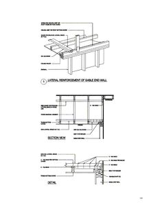 Headers Amp Trimmers Building Diagrams Pinterest Building