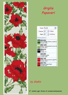 Giogiò & Co: Grid Poppies