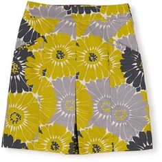 Boden Pretty Pleat Skirt