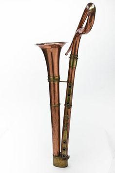Bass horn (Jas. Fridge ca 1810)