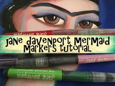 Want to learn more? https://janedavenport.com/online-workshops/jdmm/ . The Jane Davenport Mixed Media Collection from American Crafts is filled with unique a...
