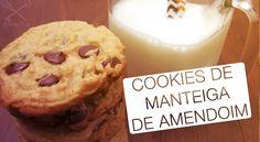 Cookies de Manteiga de Amendoim - Confissões de uma Doceira Amadora