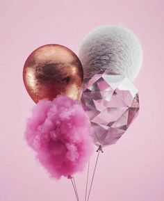 Super Ideas For Birthday Art Illustration Balloons Cute Wallpapers, Wallpaper Backgrounds, Iphone Wallpaper, Pink Wallpaper, Party Background, Birthday Background, Background Ideas, Pink Aesthetic, Aesthetic Collage