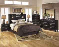 Kira Queen Bedroom Group By Ashley Furniture At Furniture And ApplianceMart