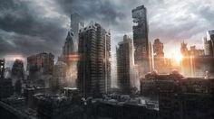 New York Ruins by JonasDeRo.deviantart.com on @deviantART