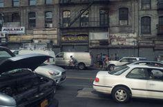 NYC. Street scene // By Loïc Le Quéré