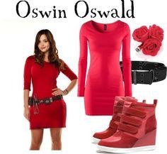 "companionclothes:    Oswin Oswald from ""Asylum of the Daleks""    Pretty close!  thx kvothetheraving!"