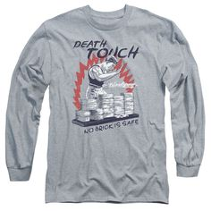Bloodsport: Death Touch Long Sleeve T-Shirt