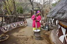 Lesedi Cultural Village, Hartbeespoort, North West, South Africa | by South African Tourism