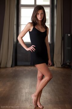 Marketa Stroblova , Little Caprice. More sexy women models at http://sexy-calendars.net
