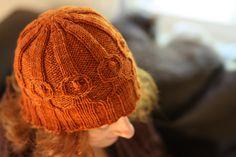 one last spindle hat: Circulus Hat