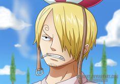 The ball. If you post this anywhere, please, give me credit. One Piece © Eiichiro Oda, Shueisha & Fuji TV