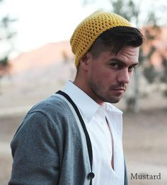 Slouchy Chunky Beanie | As the temperatures cool down, grab this perfectly slouchy bea... | Beanies