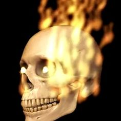 Tutorial on making a ghost rider type of effect using particles in anime studio. Ghost Rider, Halloween Face Makeup, Type, Studio, Anime, Studios, Cartoon Movies, Anime Music, Animation