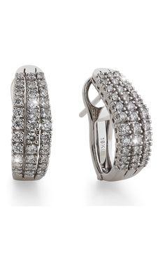 #Earrings #Diamonds #Whitegold #jewellery #Anniversary #gift #LialiJewellery #Love #celebrate Diamond Earrings Indian, Diamond Earing, Diamond Studs, Diamond Jewelry, Small Earrings, Gems Jewelry, Minimalist Jewelry, Fashion Earrings, Antique Jewelry