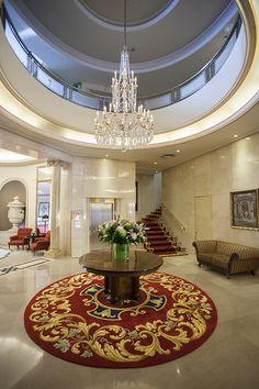 ALFOMBRAS PEÑA HA CONFECCIONADO LAS ALFOMBRAS DEL HOTEL WELLINGTON DE MADRID