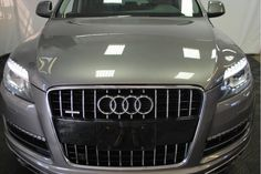 SUV? You need this Beast! Audi Q7 3.0 quattro TDI Premium. Click for more details @eBay Motors