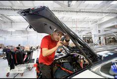 Musk Initiates Climbdown From Tesla's High Horse, Production Revolution Postponed