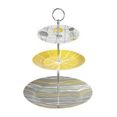 Magpie Cake Stand - Festival