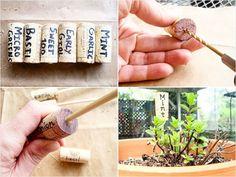 Nette Idee für Mama's Garten! :)