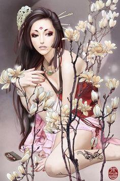 ✯ Artist Zhang Xiao Bai ✯