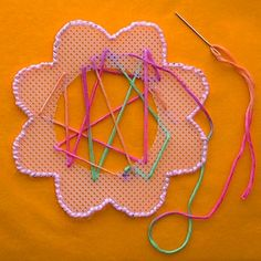 Simple Kids Sewing Project - Things to Make and Do, Crafts and Activities for Kids - The Crafty Crow