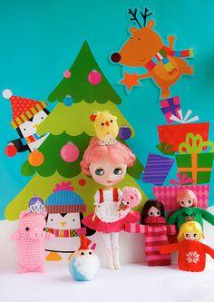 Christmas ~ Merry Christmas, Blythe