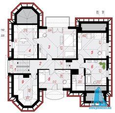 Proiectul de Casa de locuit cu parter, mansarda, demisol si garaj | Proiectari si Constructii House Plans, Floor Plans, How To Plan, Design, Motor Car, Blueprints For Homes, Home Plans, Design Comics, House Design