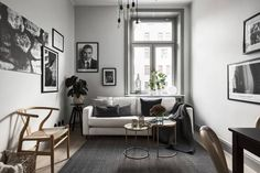 Small home with great style - via Coco Lapine Design