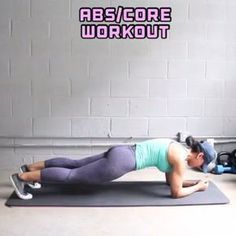 Tag your friends and challenge them with these workouts ! Done by @mytrainercarmen  #female6packguide