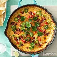 Loaded Queso Fundido EveryDay w/ Rachael Ray, May 2015