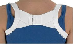 """Duro-Med Posture Perfect, White, One Size Fits All by Duro-Med. $7.95. Duro-Med Posture Perfect for Men and Women comes in an 1"""" elastic bands with criss-cross design for maximum back support. The hook and eye closure allows for easy adjustment. This product is machine washable. One size fits most.. Save 33%!"""