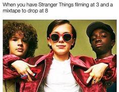 Stranger Things Eleven Elle 11 Millie Bobby Brown
