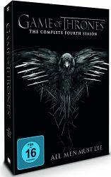 Game of Thrones - Die komplette vierte Staffel (5 Discs)
