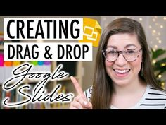 How to Create Drag and Drop Activities on Google Slides | EDTech Made Easy Tutorial - YouTube Pocketful Of Primary, Educational Technology, Educational Leadership, Medical Technology, Energy Technology, Technology News, Google Classroom, Drop, Make It Simple