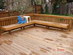 Deck Seating - Bing Images