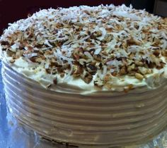Italian Cream Cake Recipe - Food.com - 28718