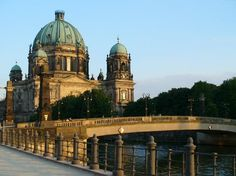 Berlin...both east and west make an ever changing and ever more transparent look at the new unified Germany.