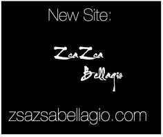 ZsaZsa Bellagio – Like No Other