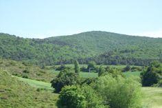 Monte Lantxurda, desde Abínzano. www.lantxurda.com