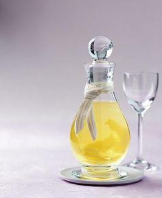 Zitronen-Ingwer-Likör - [ESSEN UND TRINKEN]