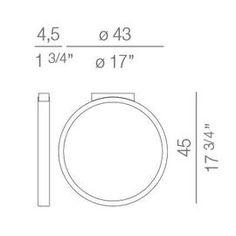 Напольный светильник Assolo70 terra CINI&NILS 1572 в ассортименте: купить по доступным ценам, продажа, доставка, консультации, фотографии — Sale7