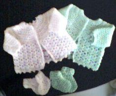 Picot-and-Lace set-free pattern